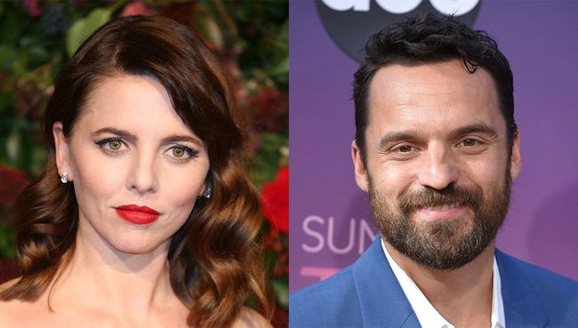 Minx - Ophelia Lovibond and Jake Johnson