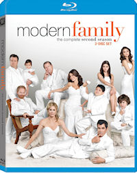 Modern Family - The Complete Second Season (Blu-ray)