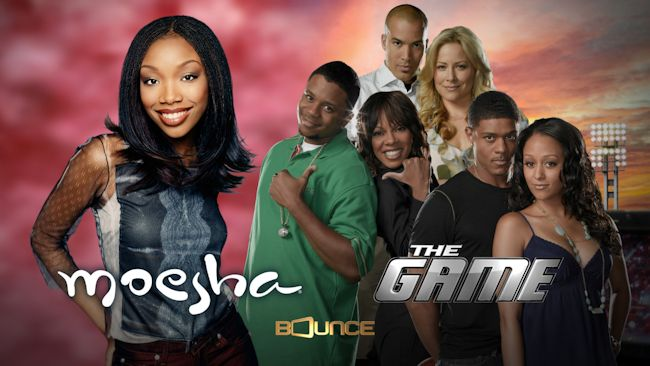 Moesha & The Game