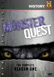 MonsterQuest - The Complete Season One