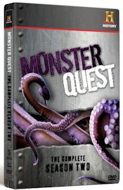 MonsterQuest - The Complete Season Two