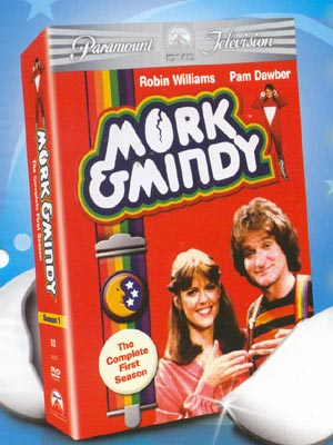 Mork and Mindy - The Complete First Season
