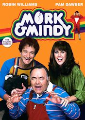 Mork & Mindy - The Fourth Season