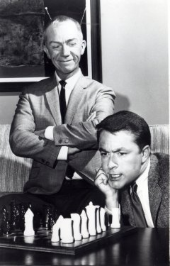 My Favorite Martian - Ray Walston and Bill Bixby