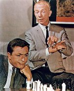Bill Bixby and Ray Walston