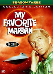 My Favorite Martian - Season Three (MPI Home Video)