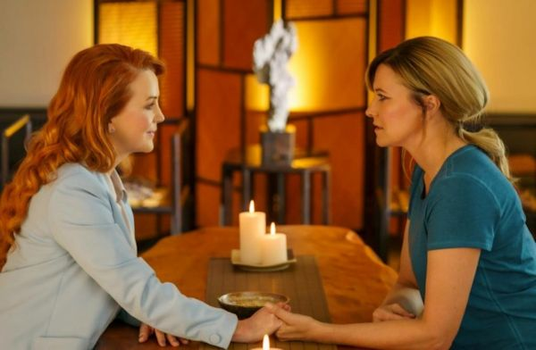 My Life is Murder - Renee O'Connor and Lucy Lawless