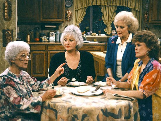 National Golden Girls Day