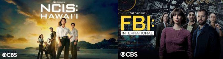 NCIS: Hawai'i and FBI: International