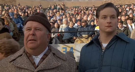 Ned Beatty in Rudy