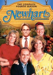 Newhart - The Complete Fourth Season