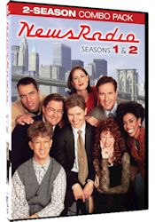 NewsRadio - Seasons 1 and 2 (Mill Creek)