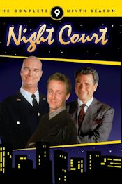 Night Court - The Complete Ninth Season