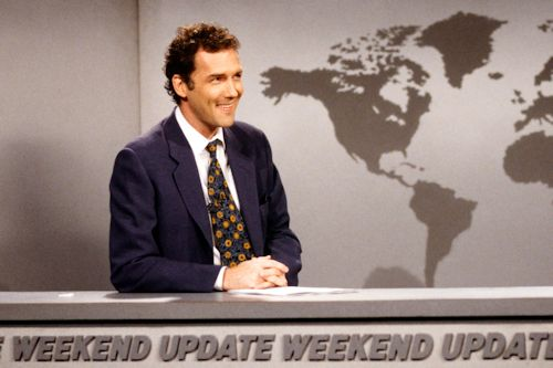 Norm Macdonald - Weekend Update on Saturday Night Live