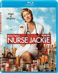 Nurse Jackie - Season Three Blu-ray