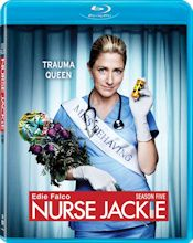 Nurse Jackie - Season Five Blu-ray