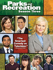 Parks and Recreation - Season Three