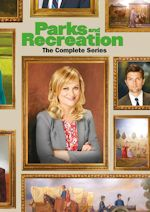 Parks and Recreation - The Complete Series (Blu-ray)