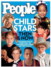 People - Child Stars Then & Now
