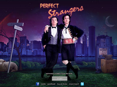 Perfect Strangers Video Game