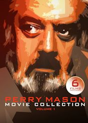 Perry Mason - The Movie Collection - Volume 1