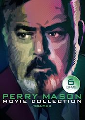 Perry Mason - The Movie Collection - Volume 3
