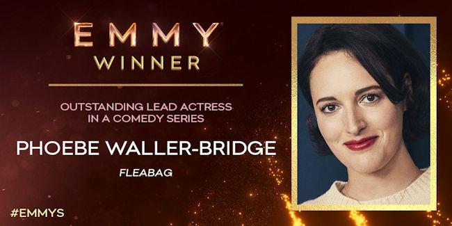 Phoebe Waller-Bridge - Fleabag