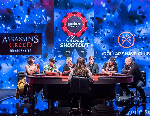 Poker Central Charity Shootout