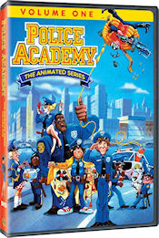 Police Academy: The Animated Series - Volume One