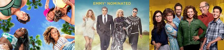 Pop TV - Florida Girls, Schitt's Creek, One Day at a Time