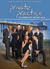 Private Practice - The Complete Sixth Season