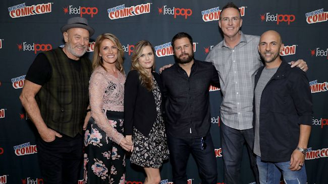 ION Television Gets Festive for Holidays; USA Schedules Psych: The ...