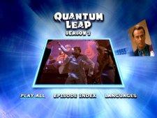 Quantum Leap menu