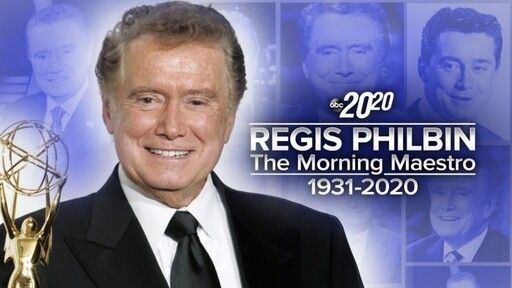 Regis Philbin: The Morning Maestro