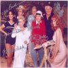 Rescue From Gilligan's Island autographed cast photo