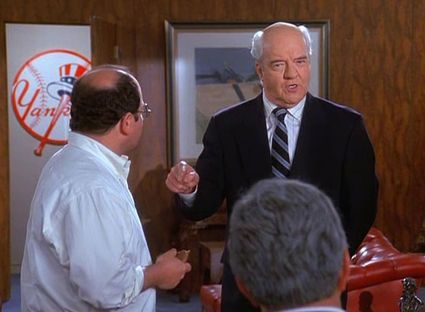 Richard Herd in Seinfeld