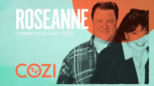 Roseanne - COZI TV