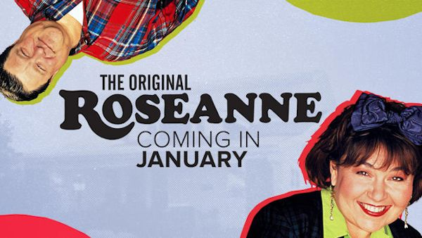 Roseanne - Coming to COZI TV in January 2020