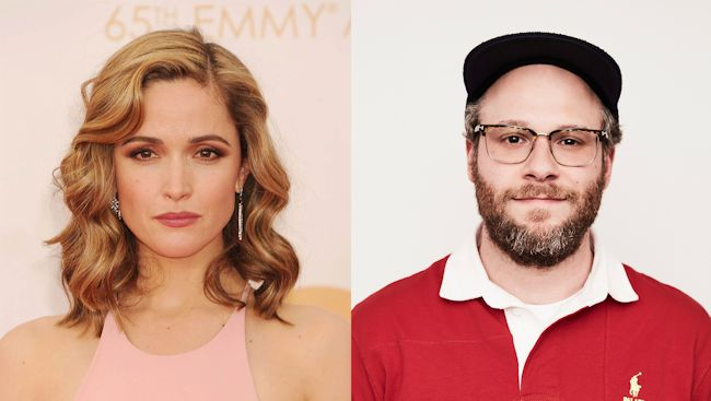 Rose Byrne and Seth Rogen - Platonic