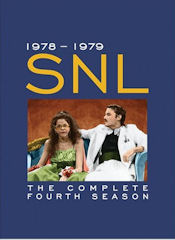 Saturday Night Live - The Complete Fourth Season