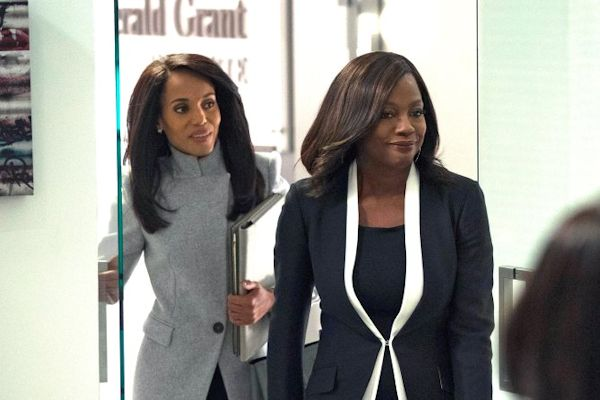 Scandal and How to Get Away with Murder