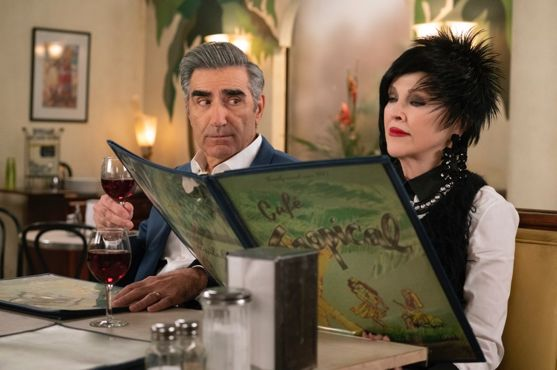 Schitt's Creek - Eugene Levy and Catherine O'Hara