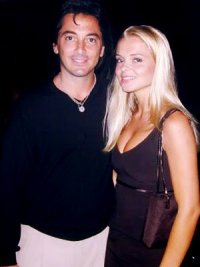 Scott Baio and wife Jeanette Ulrika Jonsson