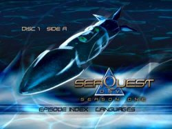 seaQuest DSV - Season One DVD Menu