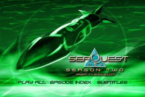seaQuest DSV - Season Two DVD Menu