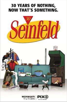 Seinfeld's 30th Anniversary