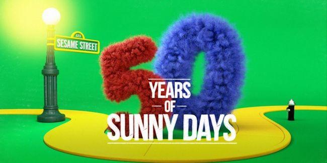 Sesame Street: 50 Years of Sunny Days