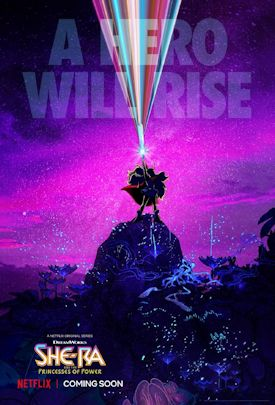 She-Ra and the Princess of Power - Netflix
