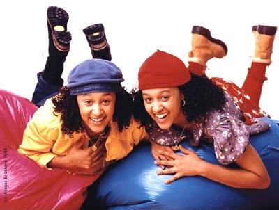 Tia and Tamera Mowry - Sister, Sister
