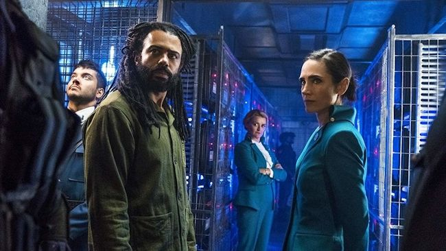Snowpiercer - Daveed Diggs and Jennifer Connelly